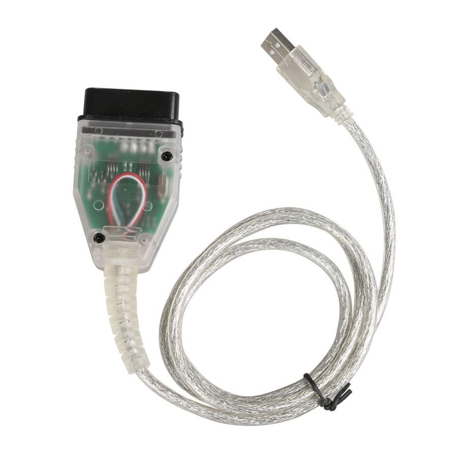 VAG CAN PRO CAN BUS+UDS+K-line S W Version 5 5 1 VCP Scanner obd