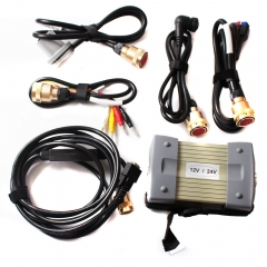Mb Star C3 Pro Red Interface 5 Cable For BENZ Truck and Cars supports 12V 24V cars trucks with NEC Relays